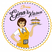 From Gina's Kitchen logo