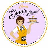 From Gina's Kitchen logo