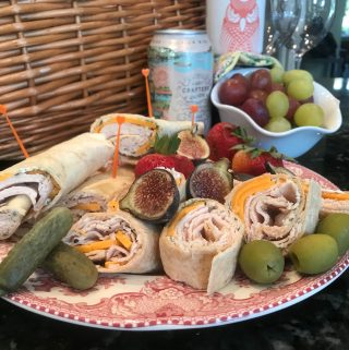 picture perfect picnic platter!